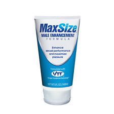 MaxSize Male Enhancement Cream Max Size Penis Enlargement