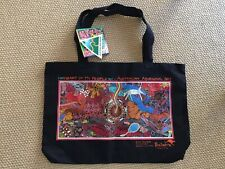 Australian Aboriginal Art Bulurru Designs Canvas Tote Bag