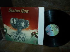 Status Quo: Quo (Backwater...) / LP album Vertigo France stereo exc