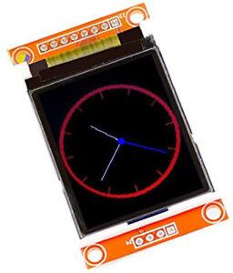 "1,8"" 1.8"" Serial ST7735S 128X160 SPI Farb TFT LCD Display f Arduino Raspberry Pi"