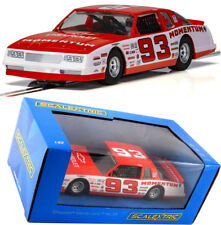 Scalextric C3949 Chevrolet Monte Carlo 1986 Stock Nascar Slot Car 1/32