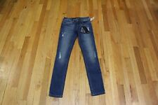 DL1961 SYDNEY FLORENCE INSTASCULPT DISTRESSED SKINNY JEANS SIZE 24 NWT