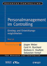 Weber-Personalmanagement im Controlling BOOK NEW