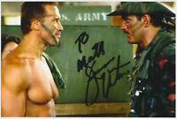 Jesse Ventura - Predator - hand signed Autograph Autogramm