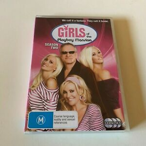 Girls Of The Playboy Mansion Girls Next Door Season 2 DVD  Two