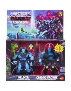 MOTU Masters Of The Universe Origins Target Exclusive Keldor Kronis Rise of Evil