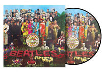 Sgt. Pepper's Lonely Hearts Club Band (LP) - Beatles (Limited Ed. Picture Vinyl)