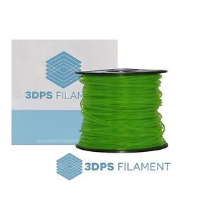 NEW 3DPS Trial 0.25KG Glass Green PC - Polycarbonate 1.75mm 3D Printer filament