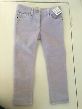 Crewcuts Girls Lavendar Corduroy Pants Size 5 New With Tags