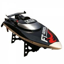 1 Feilun FT012 Upgraded 4CH 2.4G Brushless Water Cooling High Speed Racing Boat
