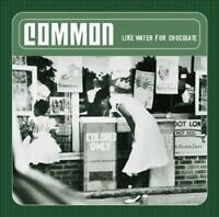COMMON - LIKE WATER FOR CHOCOLATE NEW VINYL RECORD