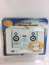 Craig Portable Design Mp3 Player  & Speaker CMA3002 10w