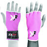 Pink Boxing Inner Gloves Elasticated MMA Hand Wraps Fist Protector Bandages UFC