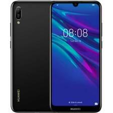 Huawei Y6 2019 4G 32GB Dual SIM midnight black NERO Garanzia EU No Brand Nuovo