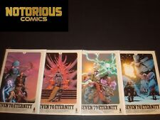 Seven to Eternity 1 2 3 4 Complete Comic Lot Run Set Remender Image Collection
