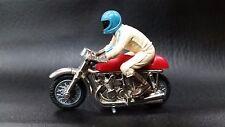 VINTAGE BRITAINS MOTORCYCLE TOY NORTON CAFE RACER