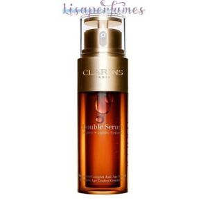 Clarins Double Serum Complete Age Control Concentrate 50ml / 1.6oz NIB
