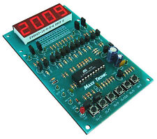 Digital Up-Down Counter 4 Digits With Driver For Big Size Digit Display [MXA069]