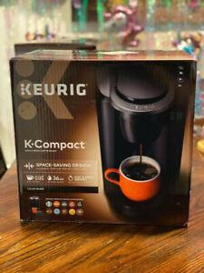 Keurig K-Compact Single-Serve K-Cup Pod Coffee Maker - Black
