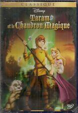 """DVD """"TARAM ET LE CHAUDRON MAGIQUE"""" Disney  n 30  NEUF SOUS BLISTER"""