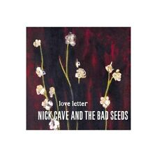 CDs Nick Cave and The Bad- Seeds love letter special australian tour edition sin
