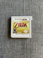 The Legend of Zelda: Ocarina of Time 3D (3DS, 2011) (game Only No Box Art)
