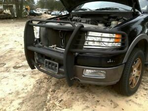 Front Bumper Lower Bar Chrome With Fog Lamps Fits 04-05 FORD F150 PICKUP 322912
