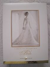 Barbie - Carolina Herrera - Designer Bride - Gold Label..New In The Box!!!!