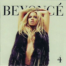 4 by Beyonce   -  (CD Album 2011) - FREE POSTAGE**