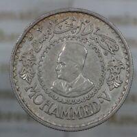 DN - Marocco - 500 Franchi 1956 - A289-413