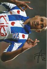 Voetbal, football, LUCIANO NARSINGH, HEERENVEEN, met handtekening