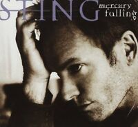 Sting Mercury falling (1996) [CD]