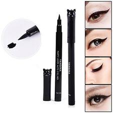1Pc beauté Noir Eye-Liner étanche Liquide Crayon Eye Liner Maquillage Cosmétique