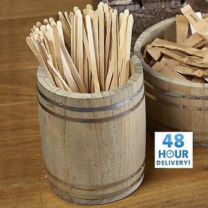 178mm 7'' WOODEN STIRRERS COFFEE STIRRERS FOR PAPER COFFEE CUPS, CUP STICKS