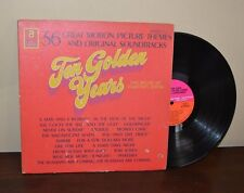 Ten Golden Years,36 Great Motion Picture Themes & Original Soundtracks UA-UXS 68
