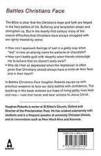 (Good)-Battles Christians Face (New Ed) (Paperback)-Vaughan Roberts-1780781156