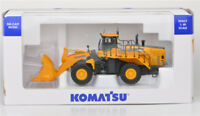 UH8127 1:50 Komatsu WA 600-8 Edition Excavator truck  Alloy car model