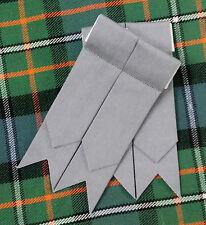 Scottish Kilt Flashes Flower Of Scotland Tartan Kilt Hose Sock Flash Acrylic Woo