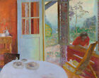"""Pierre Bonnard : """"Dining Room in the Country"""" (1913) — Giclee Fine Art Print"""