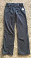 Coverse Women's Athletic Pants Black Size XS FXK