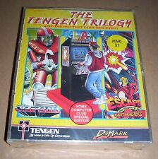 NEW BOXED Atari 520 1040 ST STE Mega ST computer 3 x games The Tengen Trilogy
