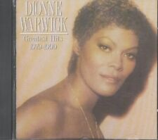 Dionne Warwick - Greatest Hits / 1979-1990 cd