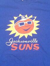 Jacksonville Suns Shirt XL Ebbets Field Flannels MILB Minor League