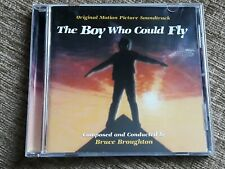 THE BOY WHO COULD FLY CD SOUNDTRACK - EXPANDED - BRUCE BROUGHTON - PERCEPTO