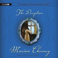 The Daughters of Mannerling: The Deception by M. C. Beaton Audio Book on CD