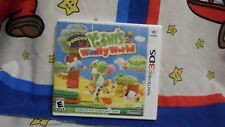 Nintendo 3DS Poochy and Yoshi's Woolly World Game BRAND NEW SEALED