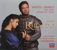 Cecilia Bartoli - Handel - Rinaldo [CD]