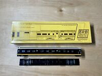 Ho Scale Passenger Car Kansas City Southern Sleeper Painted
