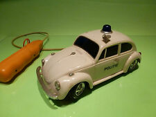 MADE IN HONG KONG VW VOLKSWAGEN - RC - RARE SELTEN - BAD CONDITION