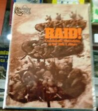 STRATEGY & TACTICS 64-RAID! Commando Operations 20th Century Game-New/UNPUNCHED